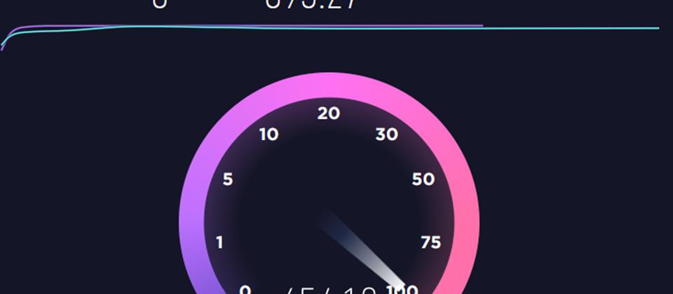 Speedtest über Internet-Browser